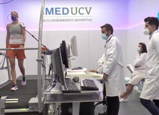 Romero, Segura, Carrera y Gómez pasan la revisión médica en IMED-UCV