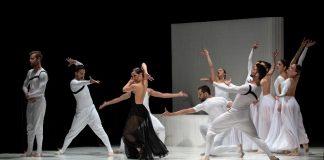 El festival 'Sagunt a Escena' presenta el espectáculo de danza 'CARMEN.maquia' en el Teatro Romano de Sagunto