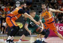 Valencia Basket disputará un triangular de pretemporada en Murcia ante UCAM Murcia y Unicaja