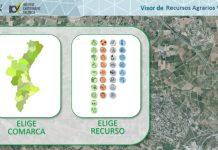 La Conselleria de Agricultura y Transición Ecológica lanza 'ViRAMos', un buscador digital de recursos agroalimentarios y medioambientales