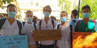 Sanidad hoy inicia un foro para hablar de los problemas de los MIR de espaldas a los MIR y ante las protestas de éstos