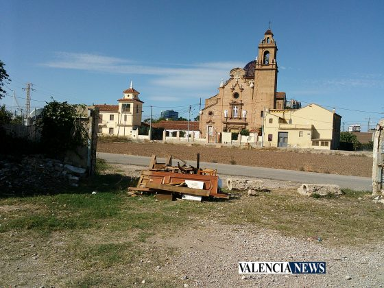 Prostitución y degradación junto a la Iglesia de La Punta