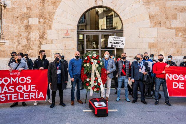 El PPCV advierte a Puig de la extrema precariedad del sector cultural y de ocio que llevará a cierres masivos de empresas