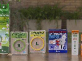 La venta de insecticidas y repelente de mosquitos llega a multiplicarse por diez con el calor