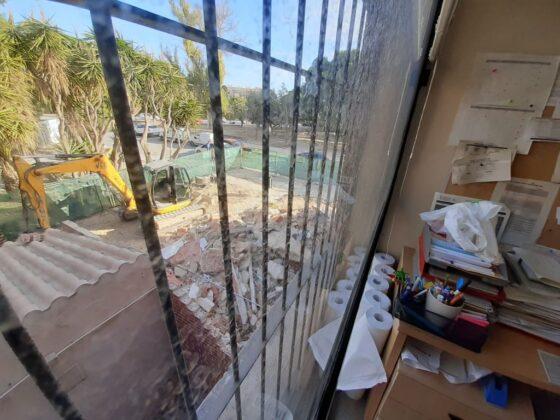 El Sindicato Médico denuncia la inseguridad y las precarias condiciones laborales del Centro de Salud de San Juan