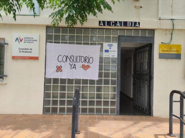 El Palmar y el Perellonet claman por un consultorio en condiciones