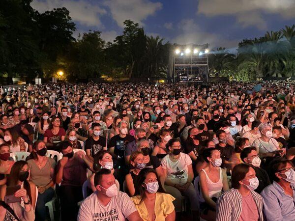 Galiana suspende los eventos pirotécnicos de la Feria de Julio de Vaalencia mientras permite actos y aglomeraciones