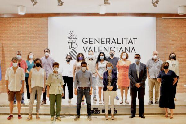 """El Conseller Marzá reúne al catalanismo en la Consellería para profundizar en la """"reciprocidad de emisiones en territorios de lengua catalana"""""""